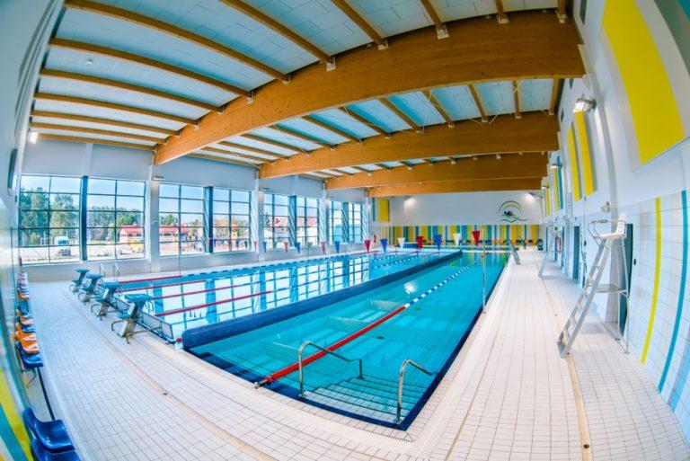 Otwarcie pływalni: I kwartał 2018 r.