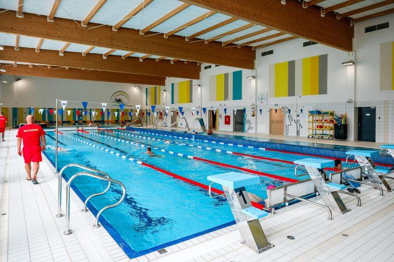 Gdańskie Pływalnie w Programie MultiSport