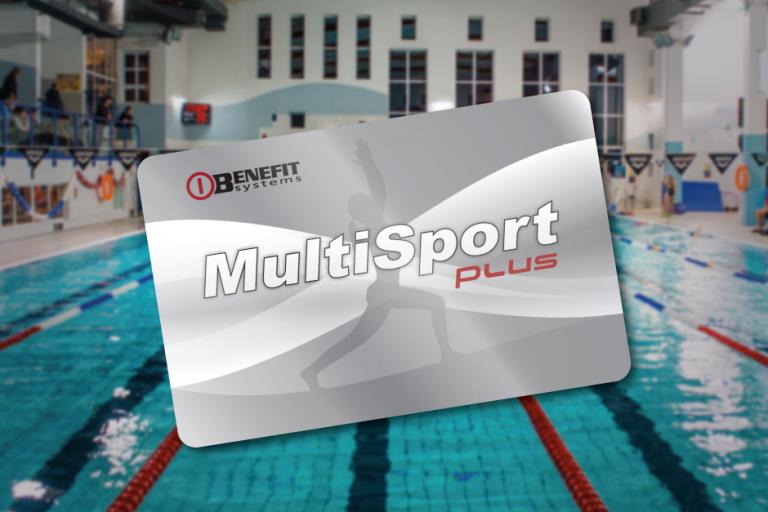 Pływalnia Stogi w Programie MultiSport