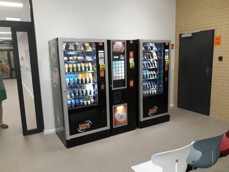 Automaty sprzedażowe