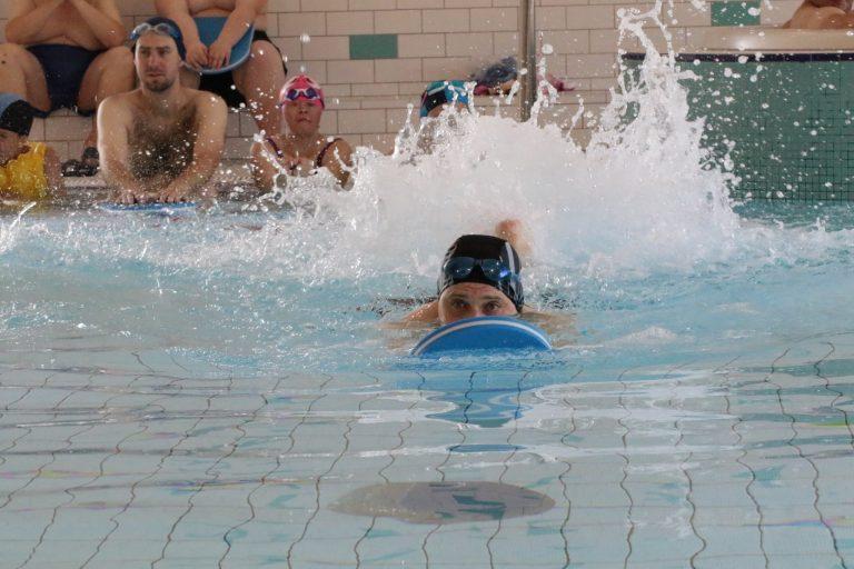 Integracyjne Zawody Pływackie AKCES SWIM II